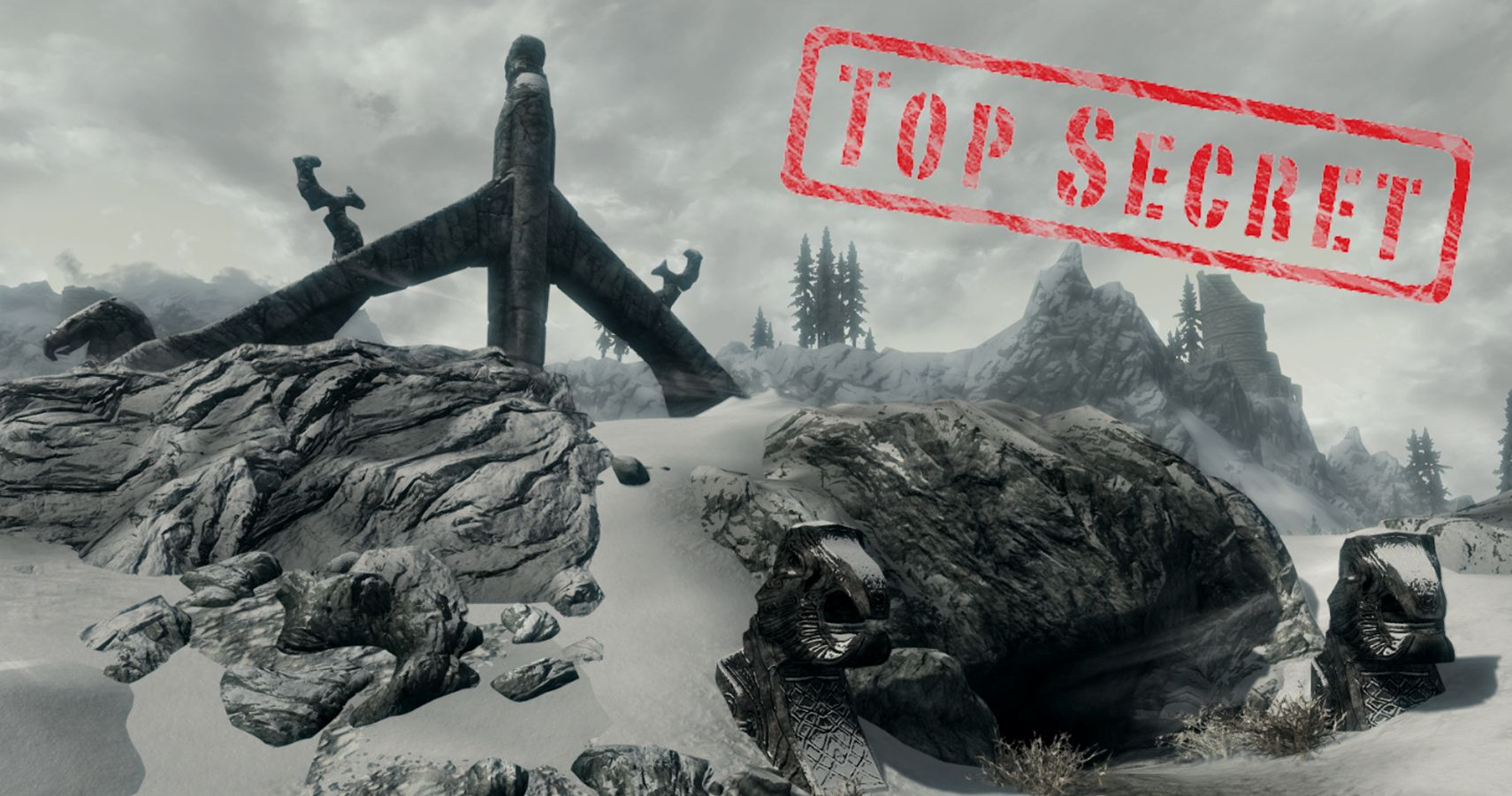 15 Awesome Areas In Skyrim You Had NO Idea About | TheGamer