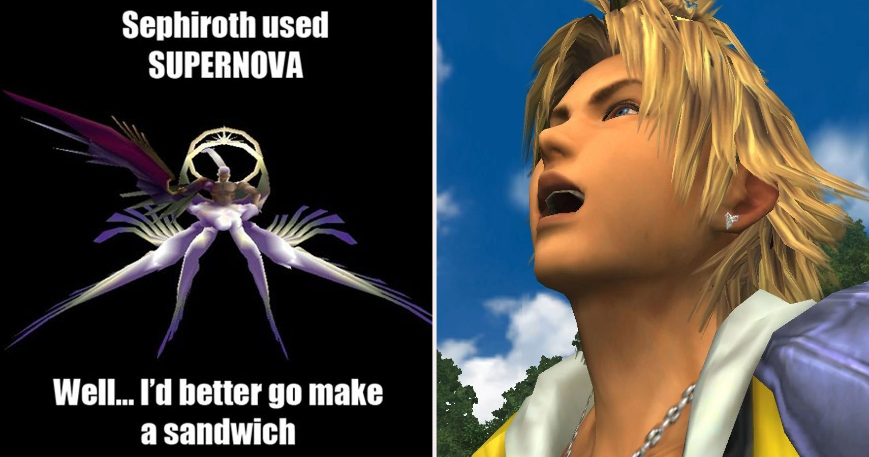 15 Hilarious Final Fantasy Memes Only True Fans Will Understand