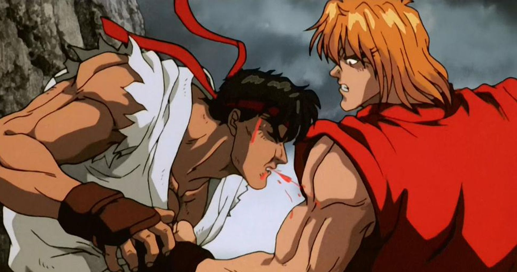 Street Fighter 15 Things Ken Can Do That Ryu Can T Thegamer