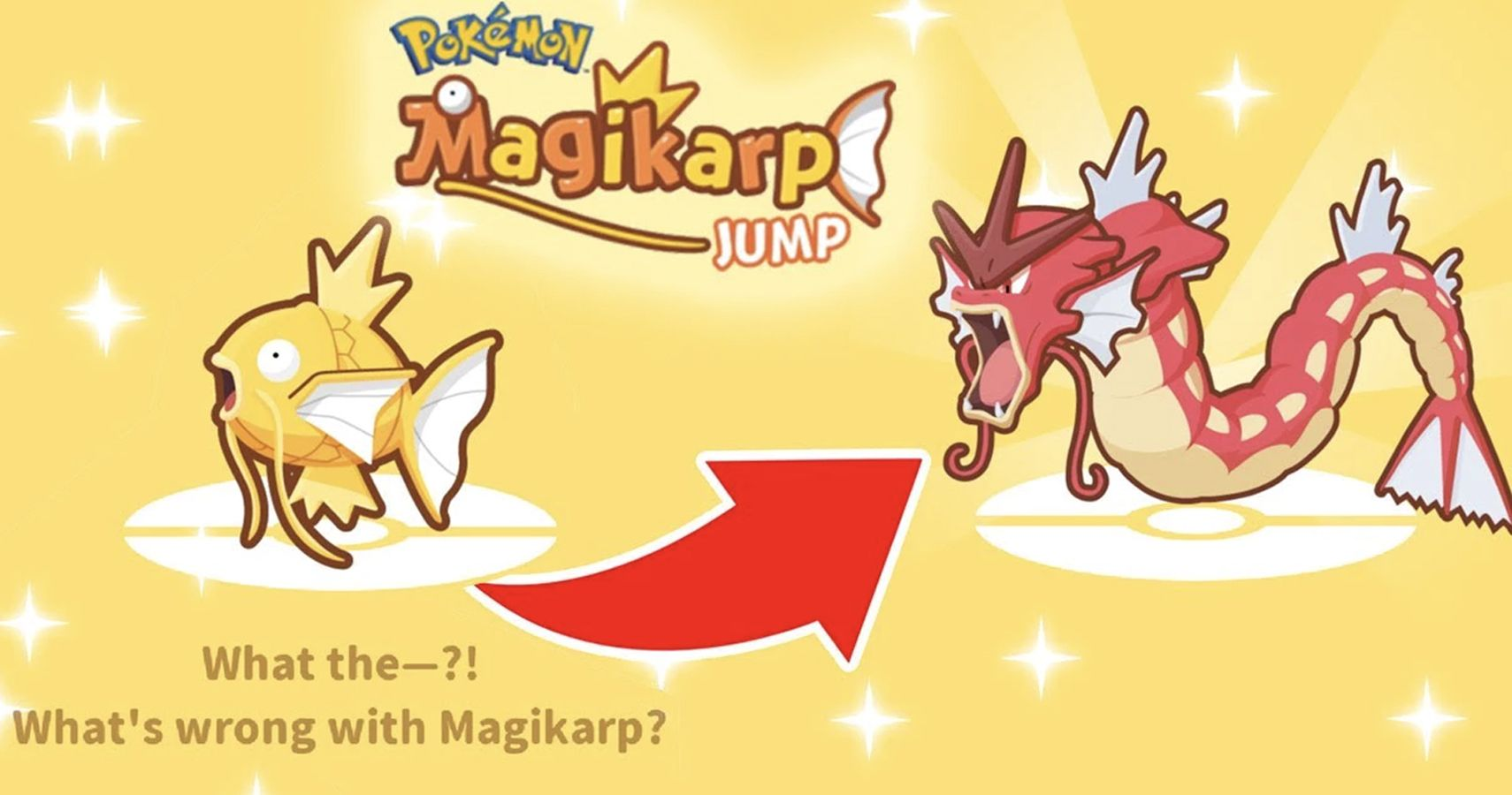15 Things You Didn't Know You Could Do In Magikarp Jump