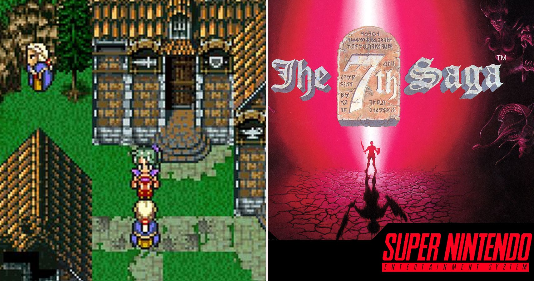 The 8 BEST And 7 WORST Super Nintendo RPGs | TheGamer