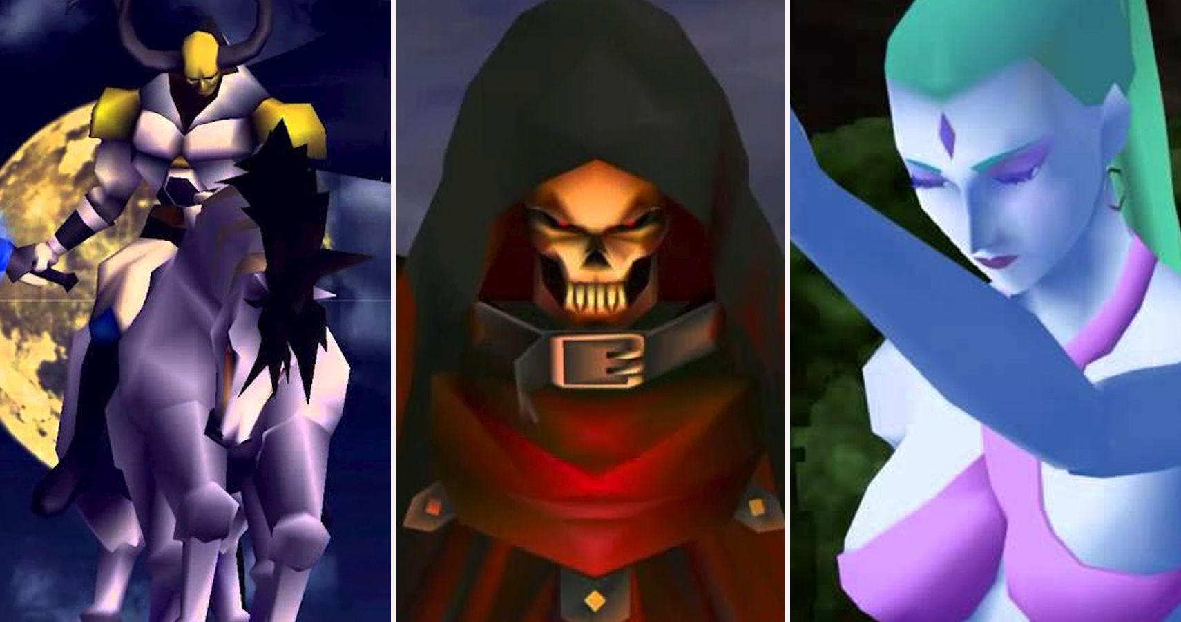 Final Fantasy VII: Materia for D&D 5E – Blog of Characters