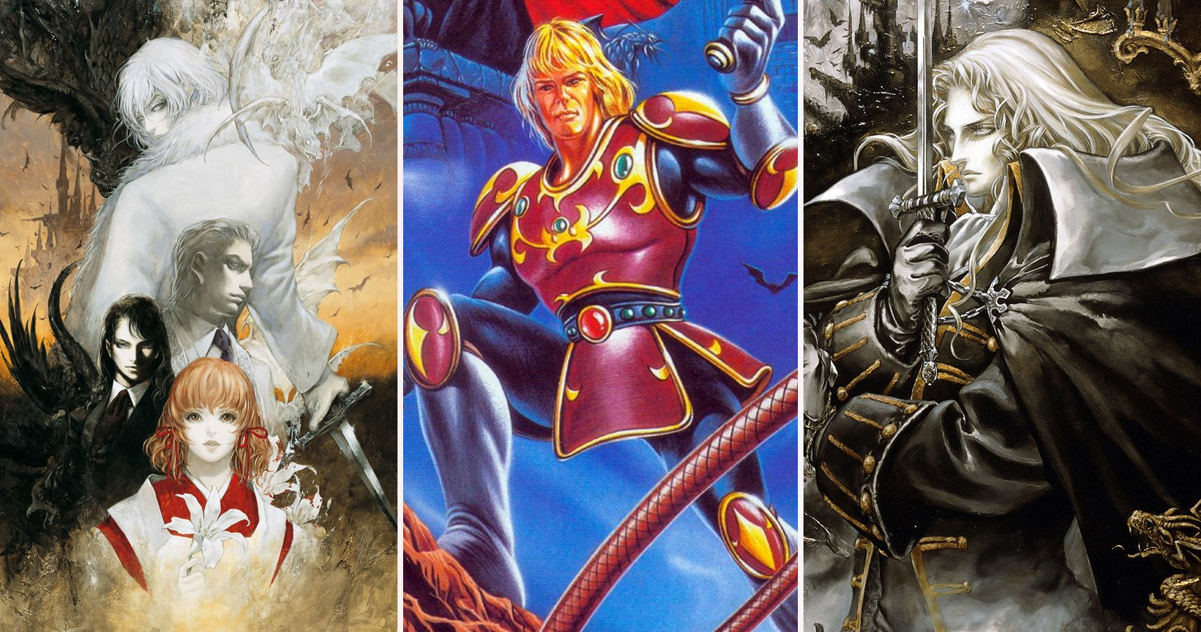 Ranking Every Castlevania Game From Worst To Best | TheGamer