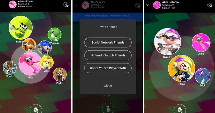 Splatoon 2 Nintendo Switch Phone App Tested   TheGamer