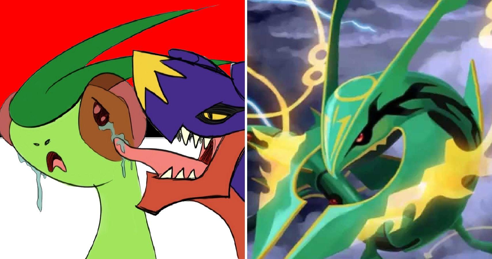 the best and worst dragon pokémon thegamer