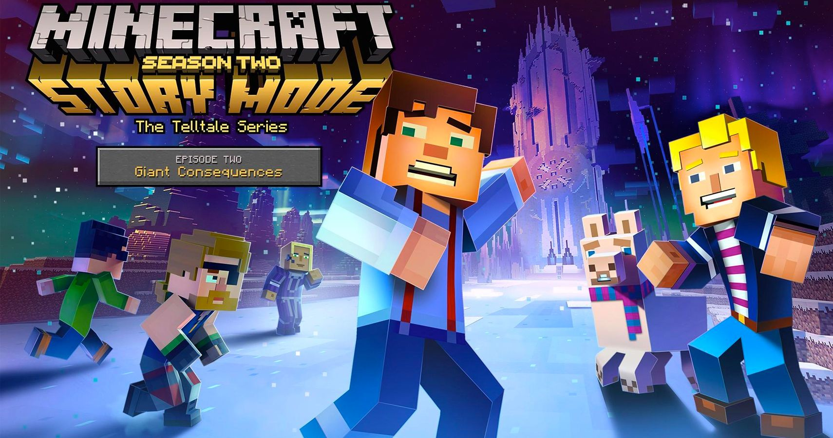 Minecraft Story Mode Season Two Ep Two Gets Launch Date