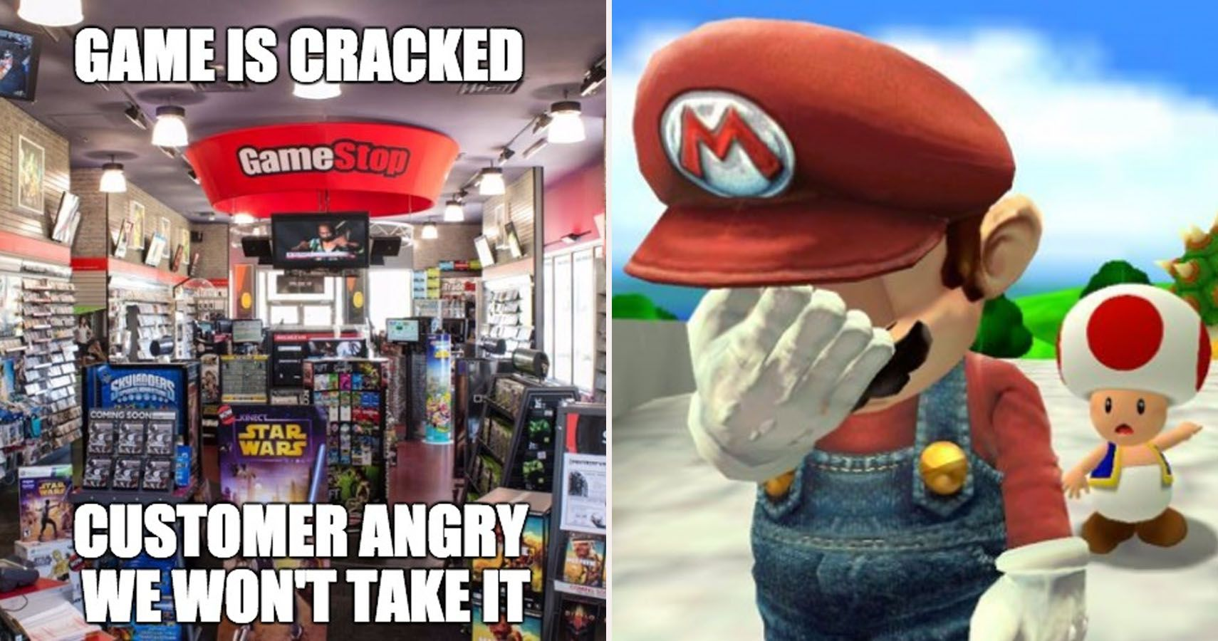 Horror Stories About Working At Gamestop Thegamer