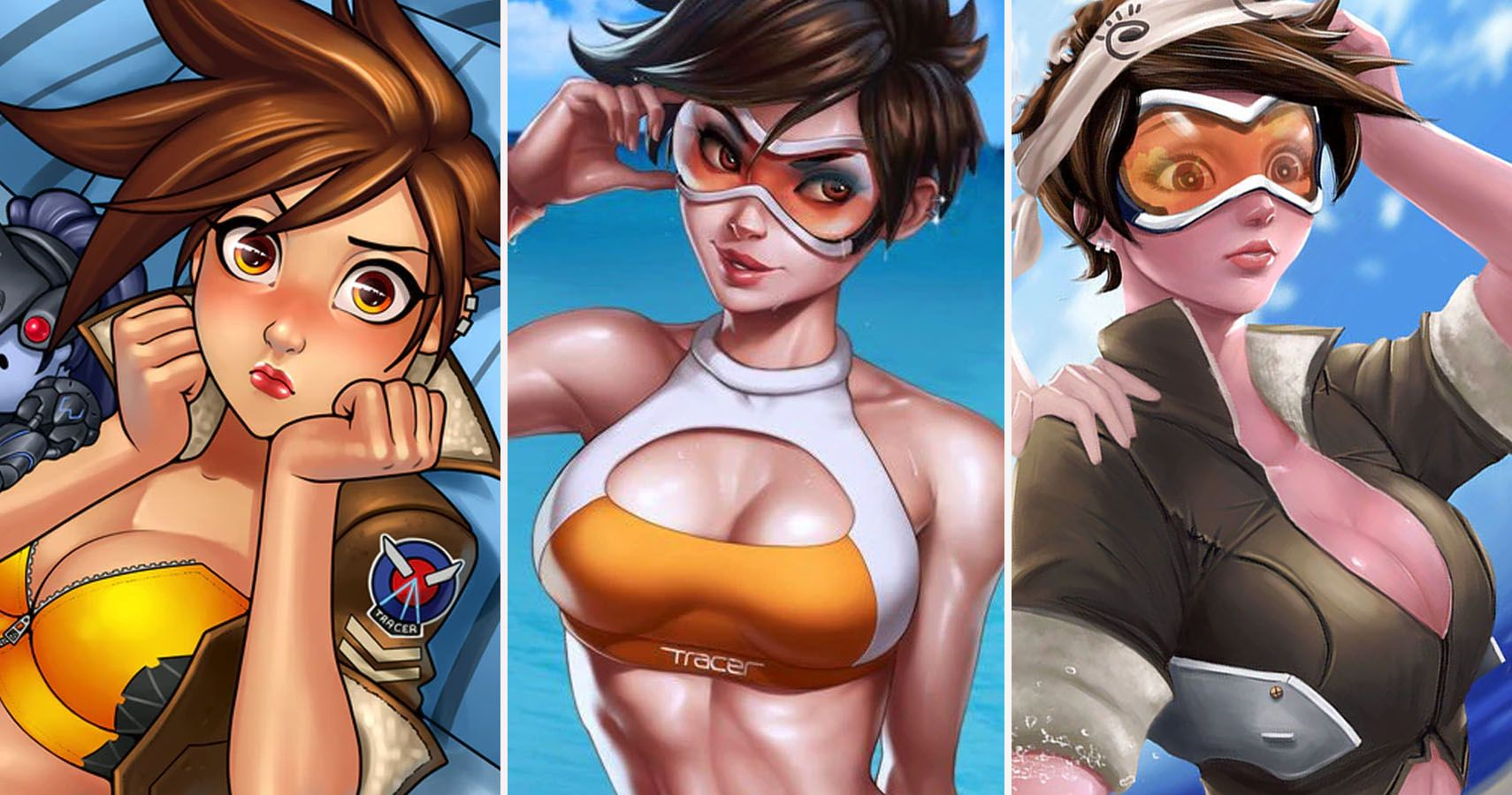 hot overwatch characters