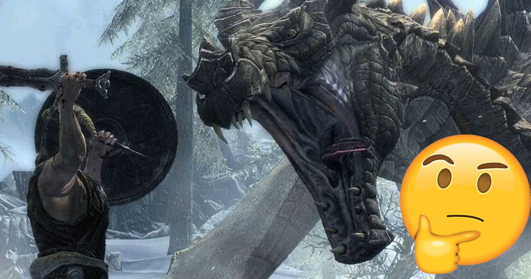15 Shocking Facts You Didn't Know About Skyrim   TheGamer