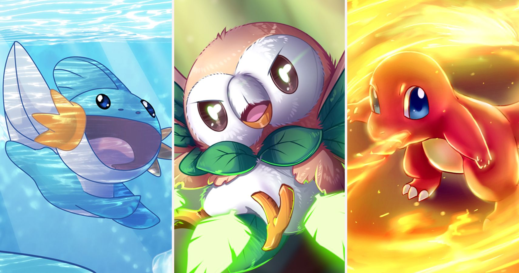 ranking the starter pokémon from worst to best thegamer