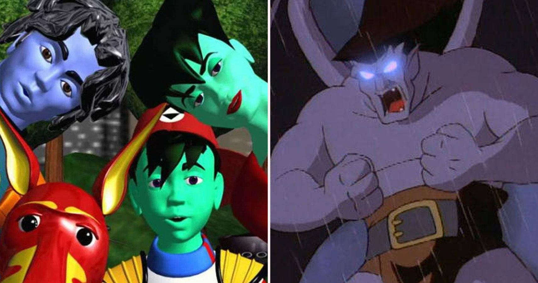 90s Cartoons You Watched But Can T Remember The Name Of