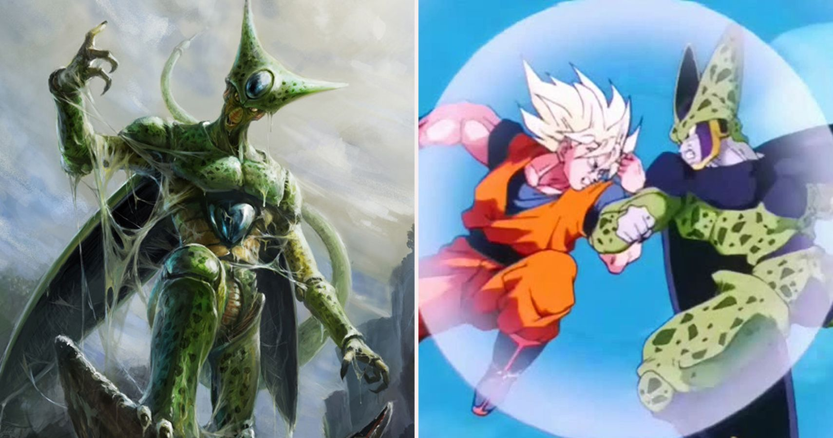 Crazy Things You Never Knew About Cell From Dragon Ball Z