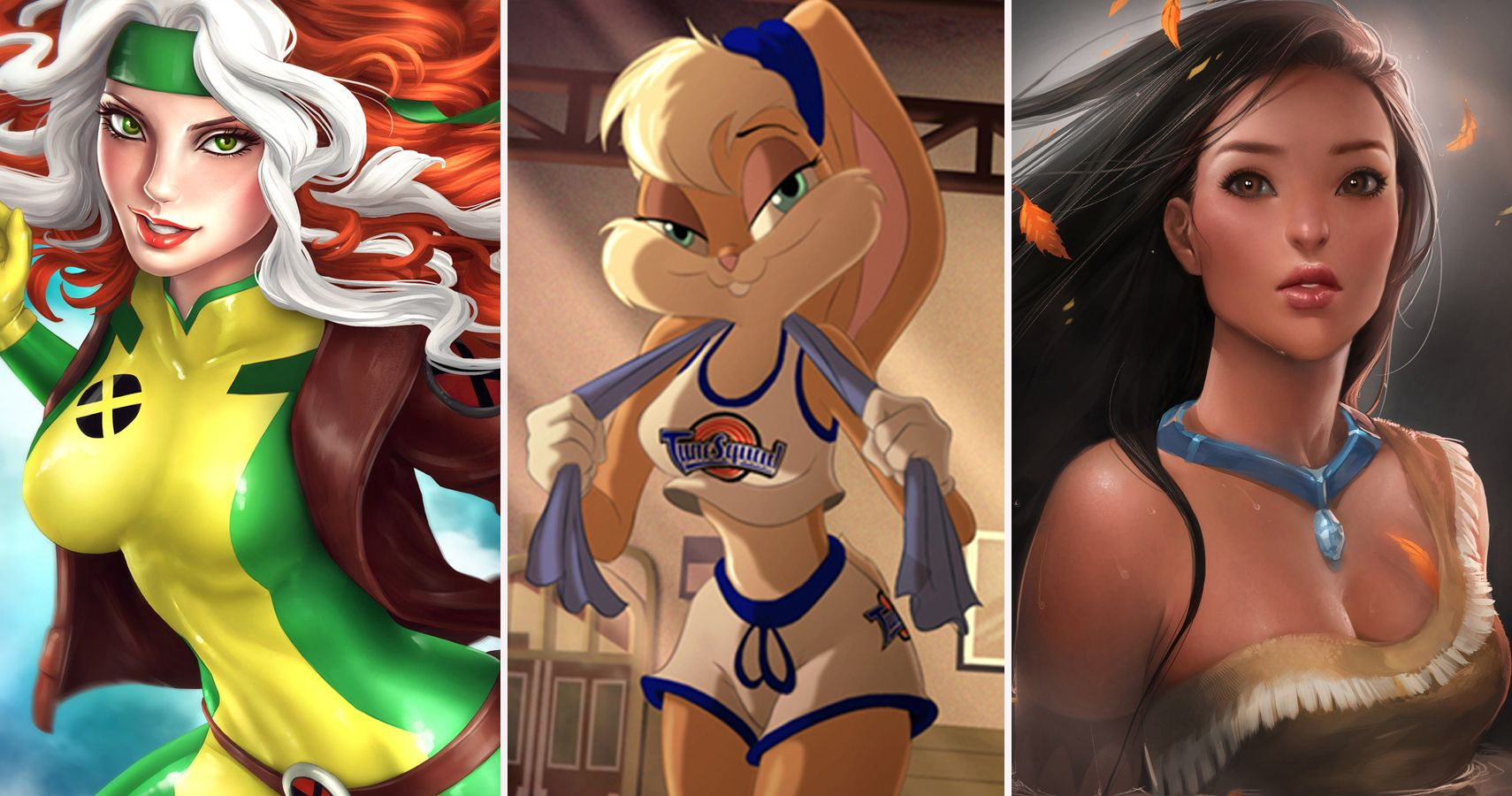 Cartoon Characters You Forgot About : S cartoon characters you forgot totally crushed on