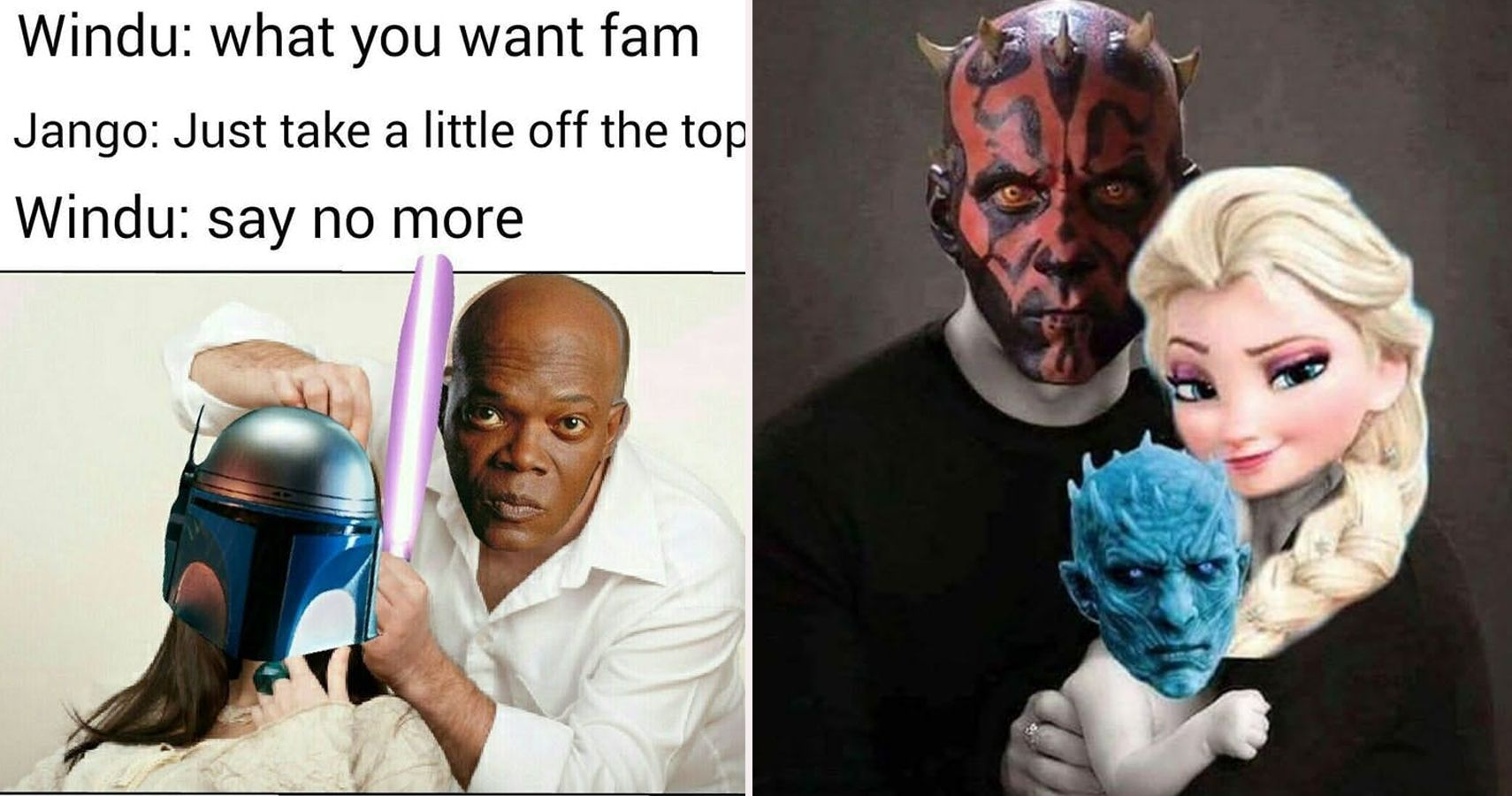 Hilarious Memes From The Star Wars Prequels Thegamer