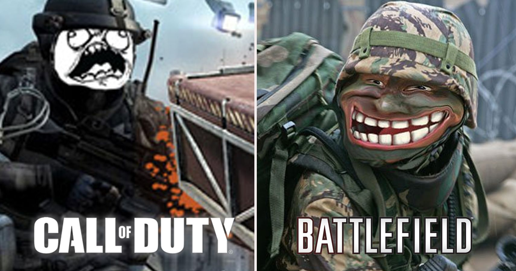 battlefield memes and cod lol hilarious call of duty vs battlefield memes that will leave you
