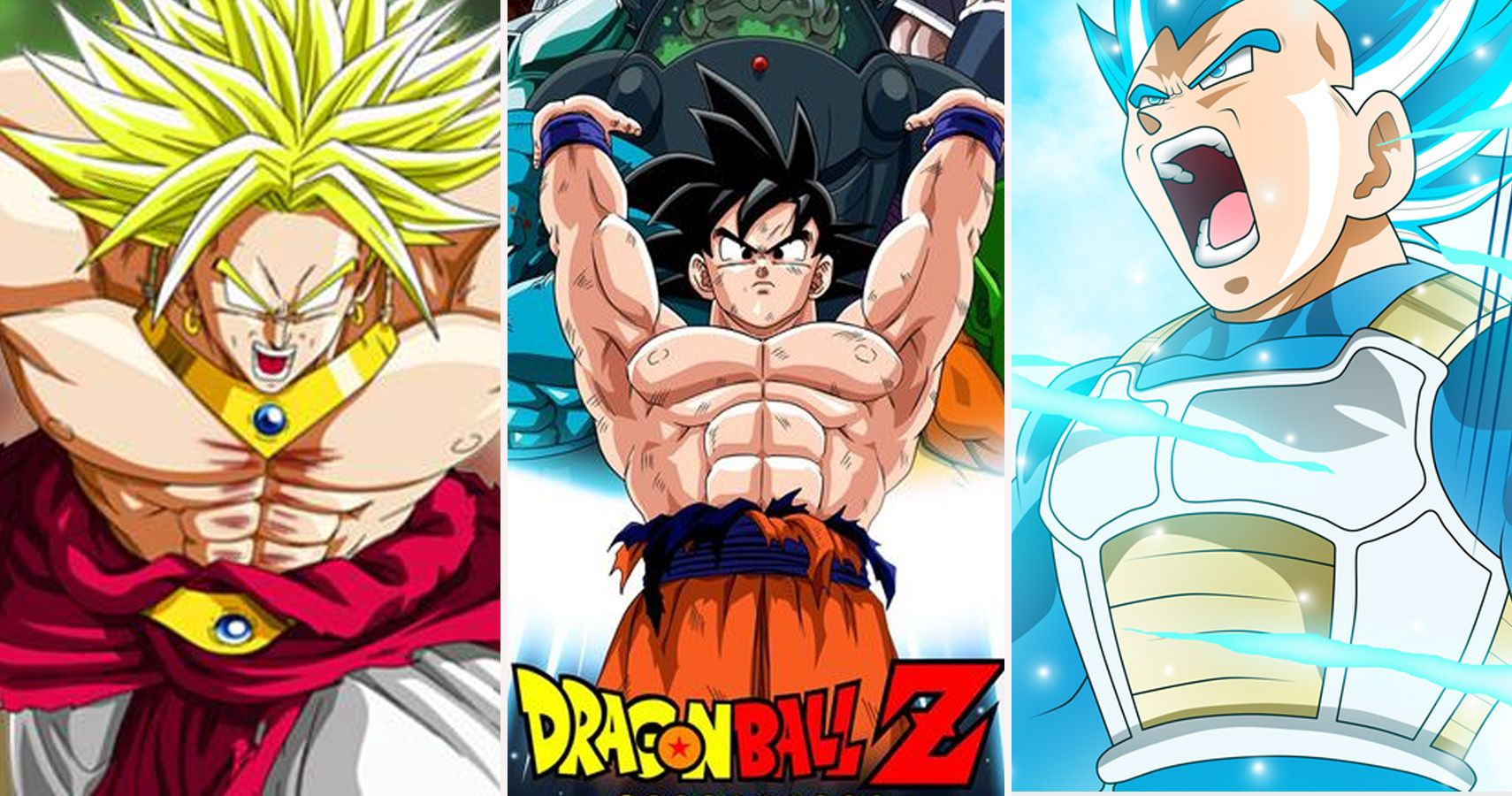 Ranking The Dragon Ball Movies From Worst To Best Thegamer