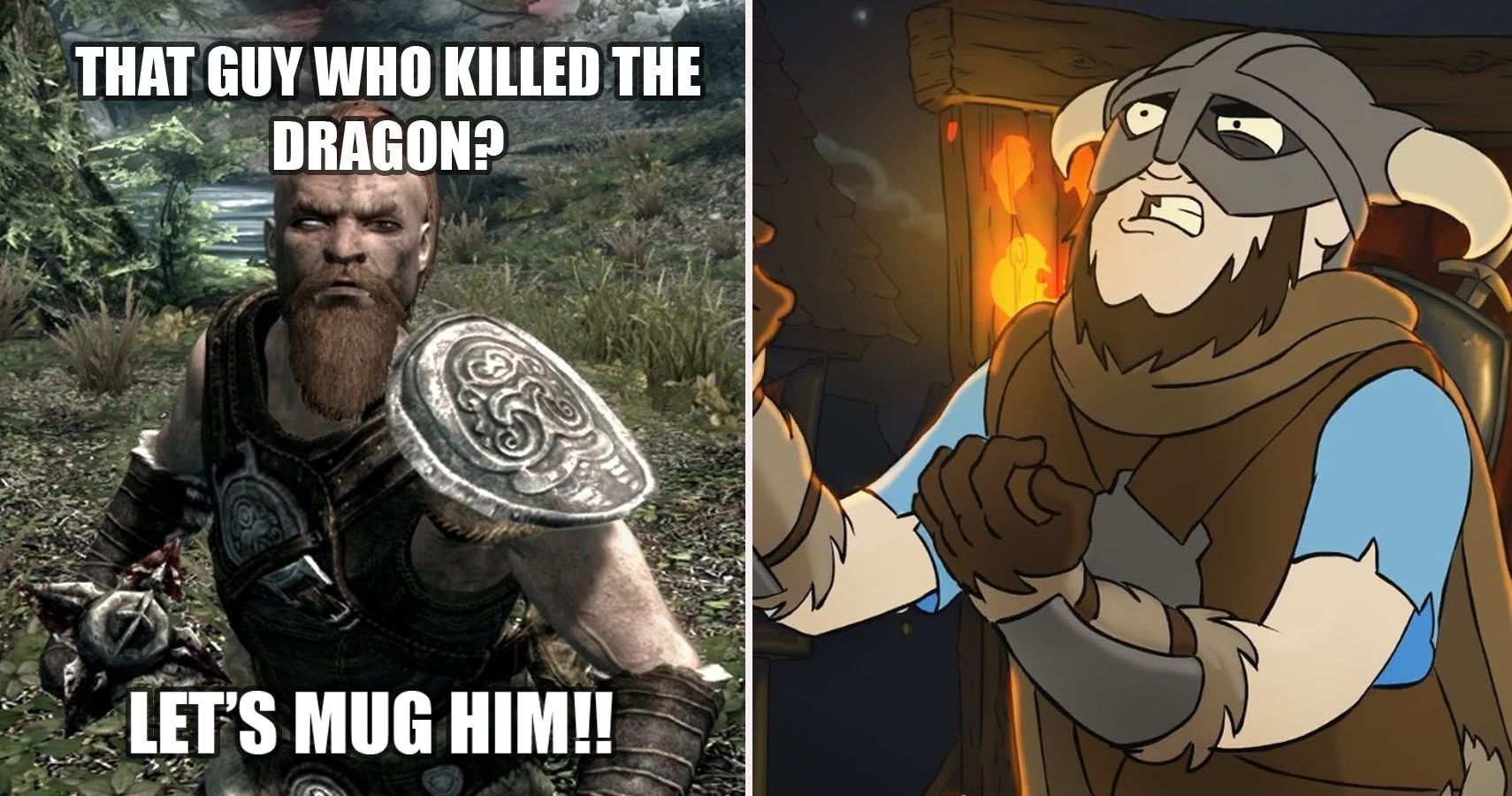 Fus-Ro-Dank: Skyrim Memes That Are Too Hilarious For Words