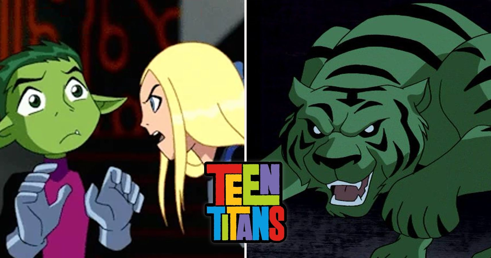 Teen Titans 20 Mind Blowing Things You Didnt Know About Beast Boy