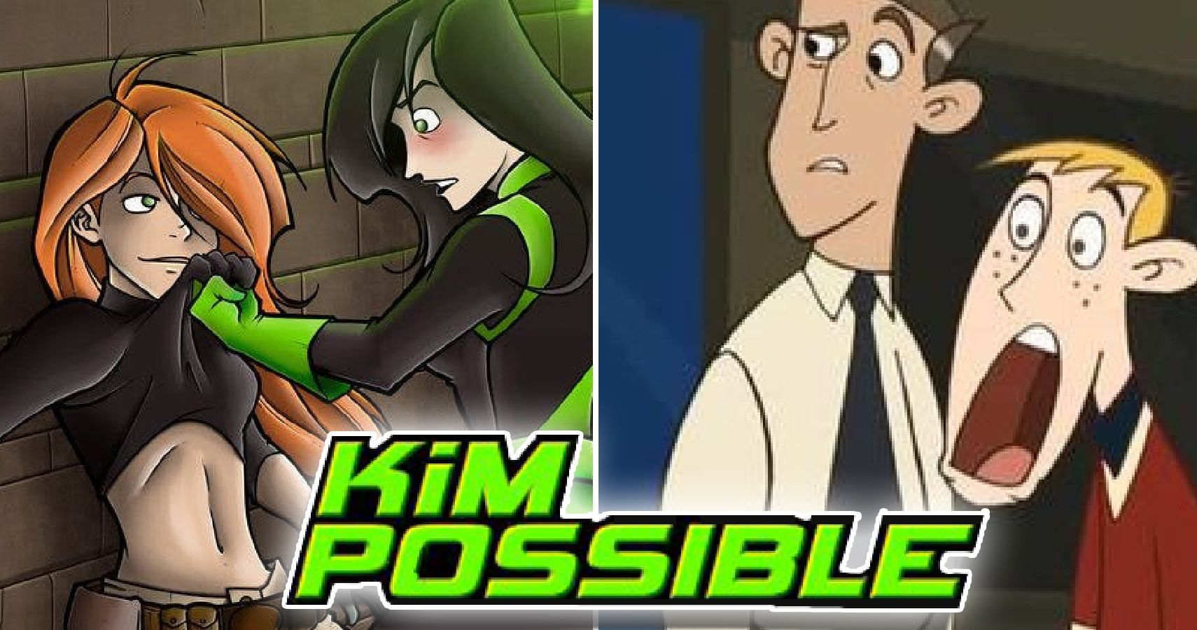 Kim possible embarrassed nude amusing