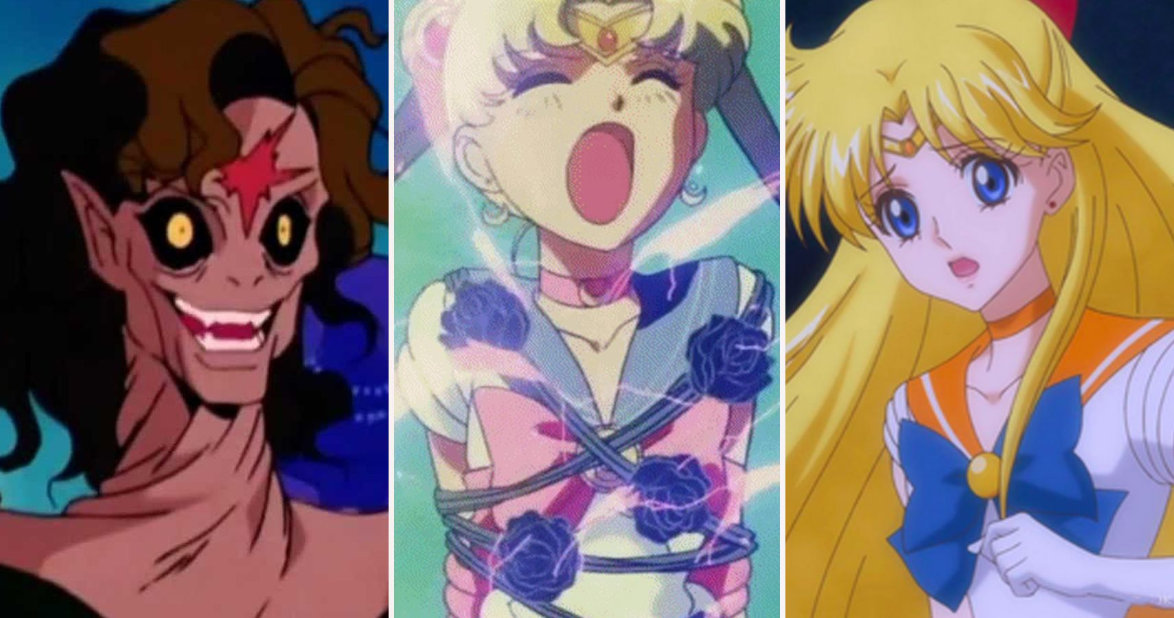 Dark Facts You Didn't Know About Sailor Moon | TheGamer