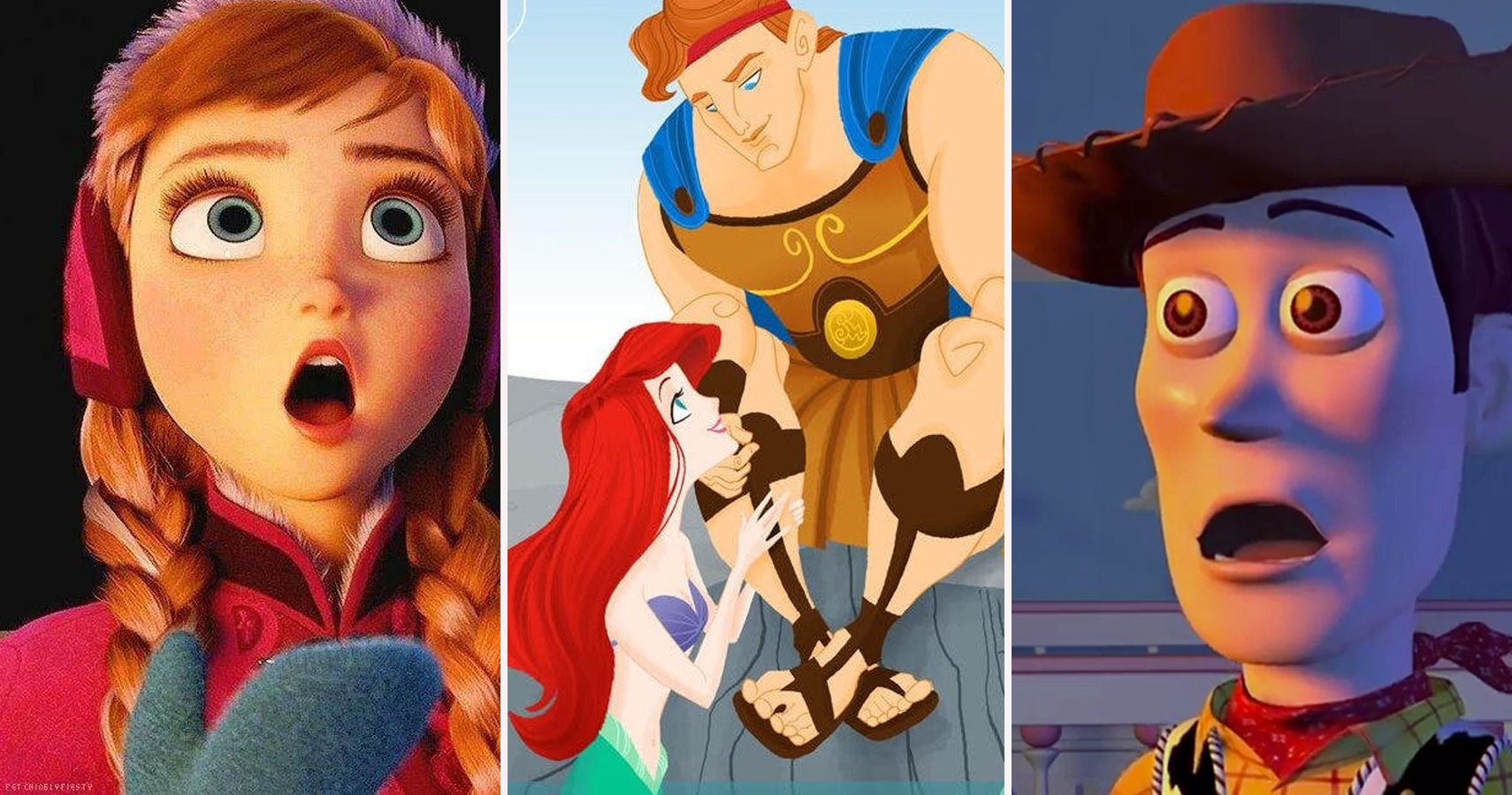 Disney Movies You Didn T Know Shared A Universe Thegamer