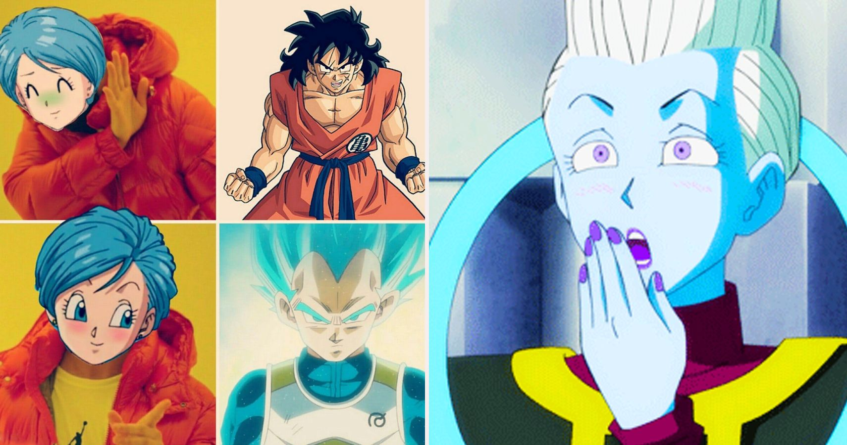 25 Dragon Ball Super Memes That Are Hilariously True Thegamer