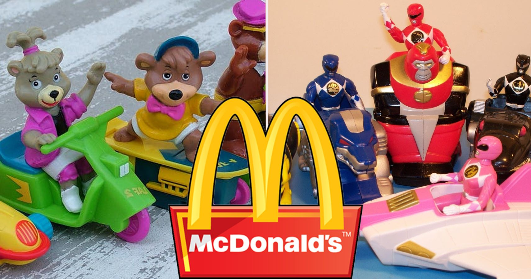 mcdonald's toys that are worth a fortune today | thegamer