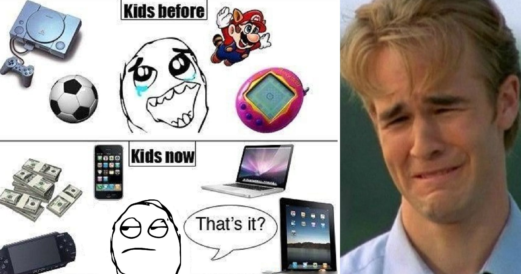 Hilarious 90s Vs 2000s Kids Memes That Will Leave You Laughing