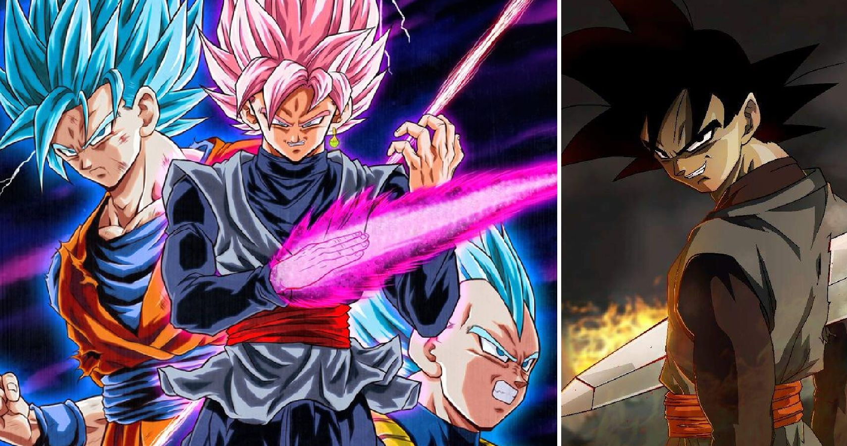 crazy things you didn t know about goku black from dragon ball super