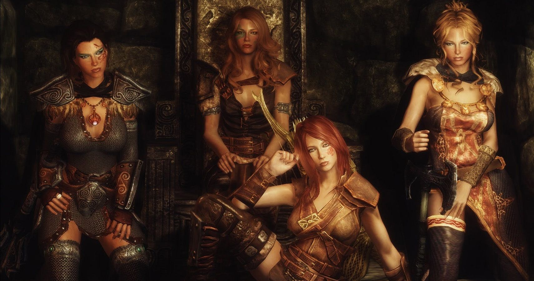 Skyrim Mods That Will Make You Feel Hot Under The Collar