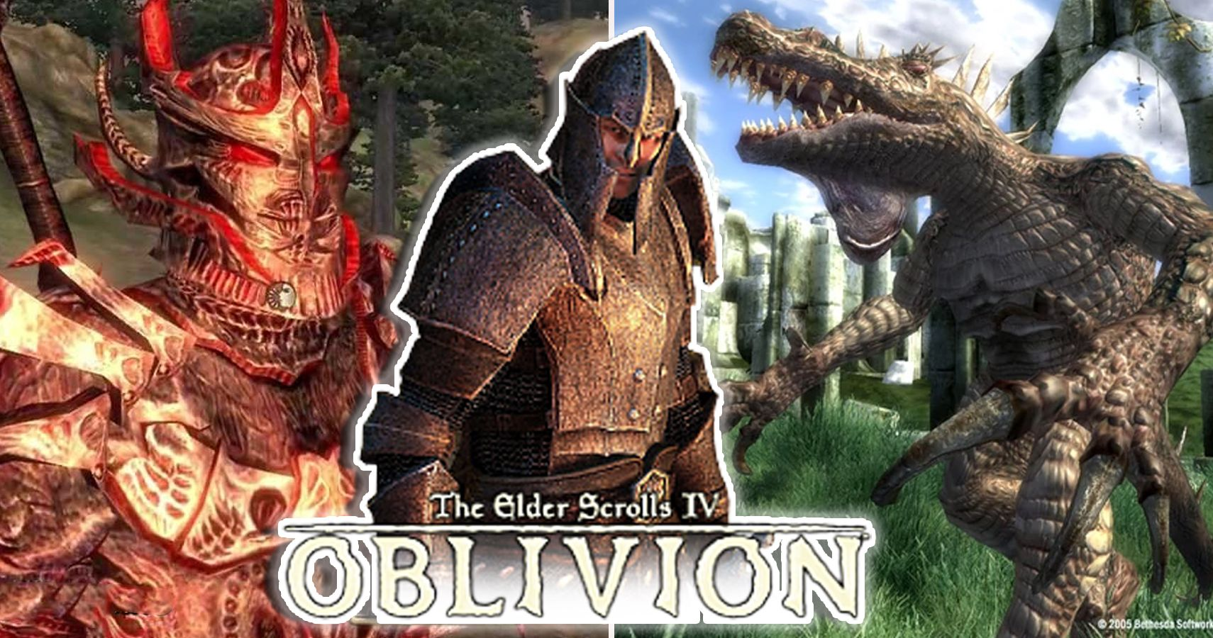 25 Hidden Secrets You Still Havent Found In The Elder Scrolls 4