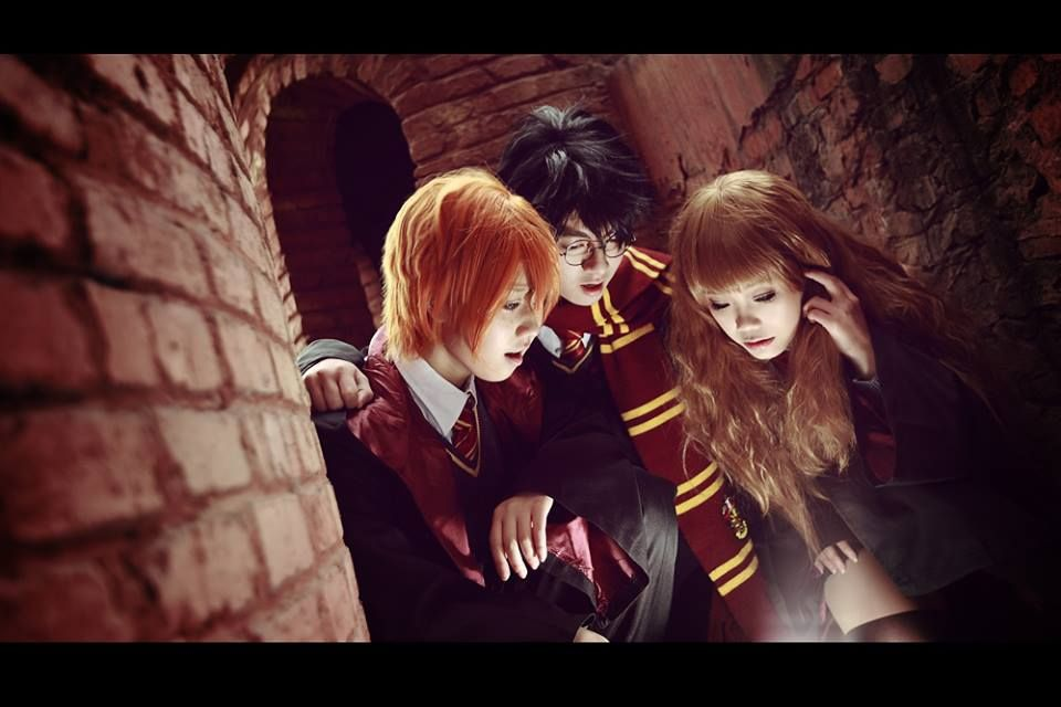 Can harry potter cosplay hot final, sorry