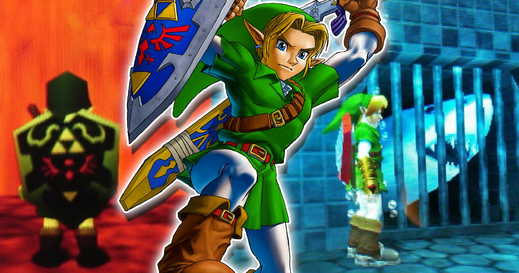 24 Awesome Areas In Legend Of Zelda: Ocarina Of Time You Had