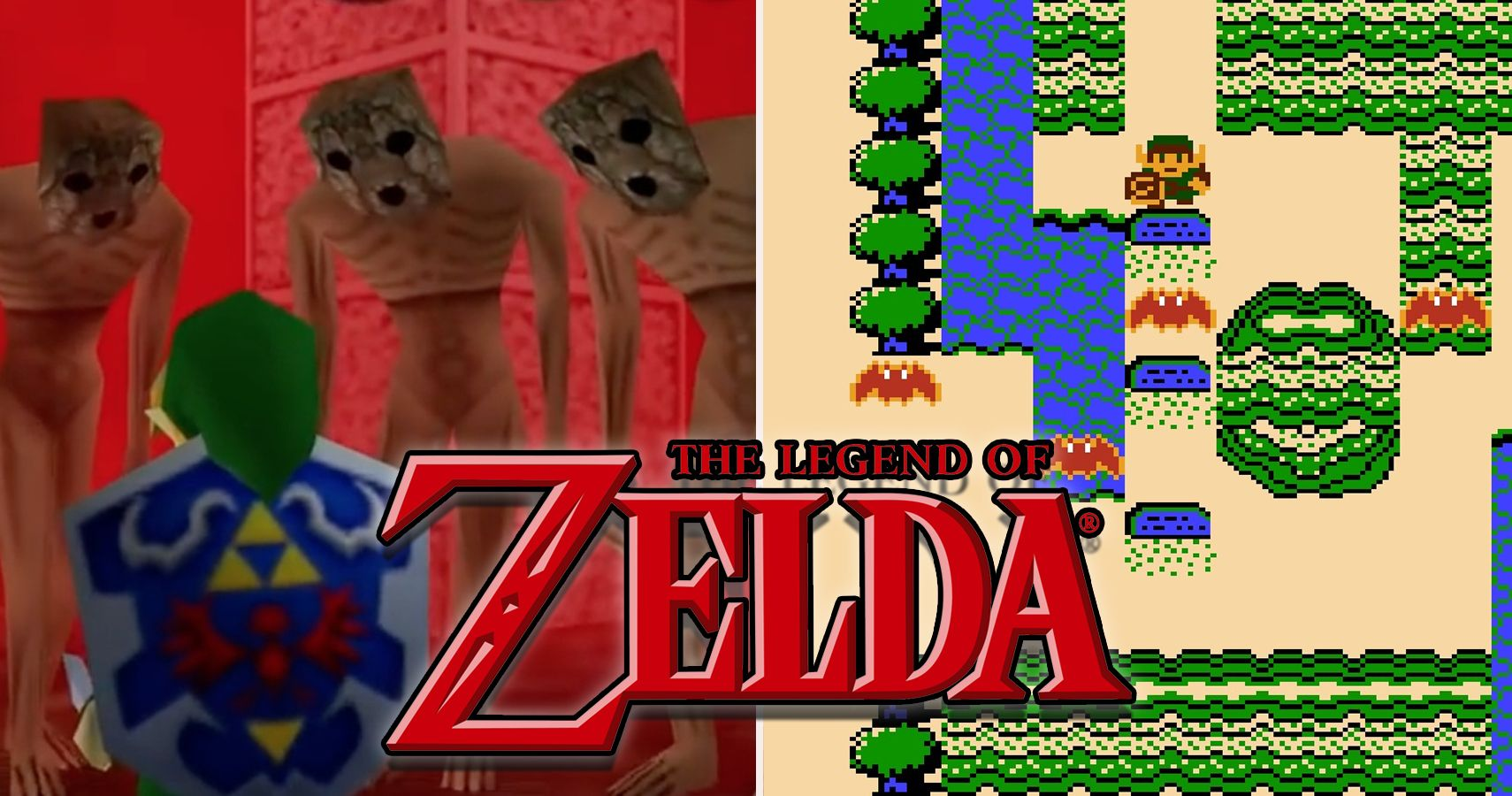 25 The Legend Of Zelda Hacks That Show Another Side Of Hyrule