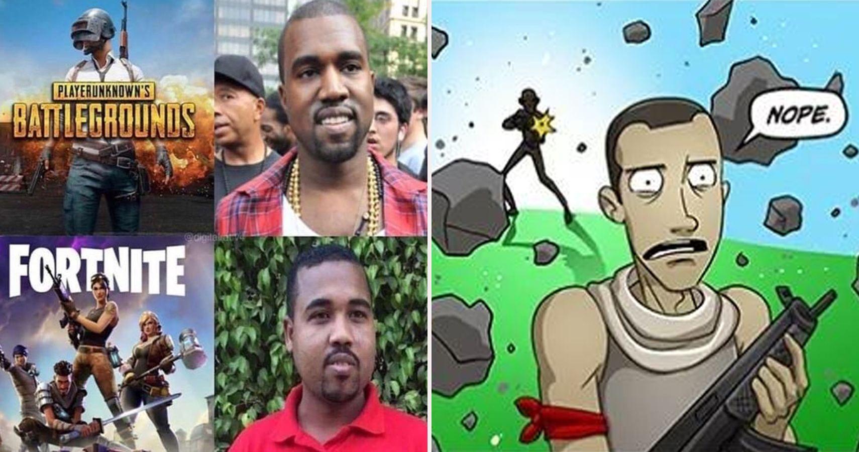 25 fortnite vs pubg meme comics that make fans choose a side