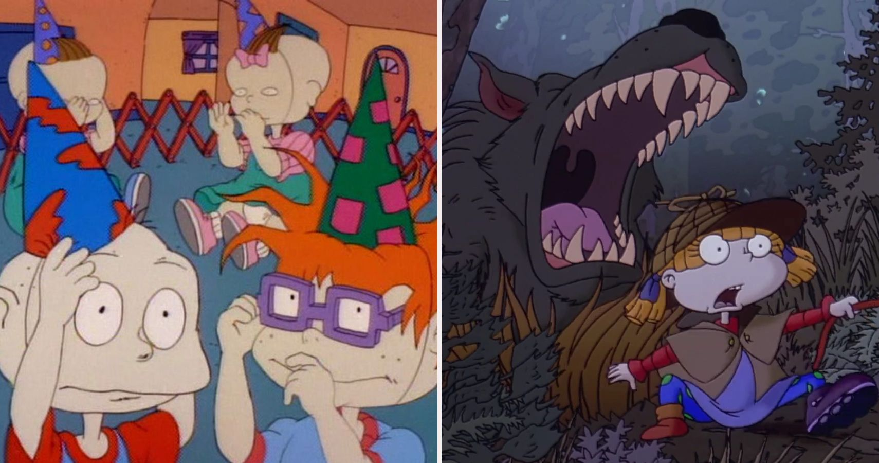 25 Unresolved Mysteries And Plot Holes Rugrats Left Hanging