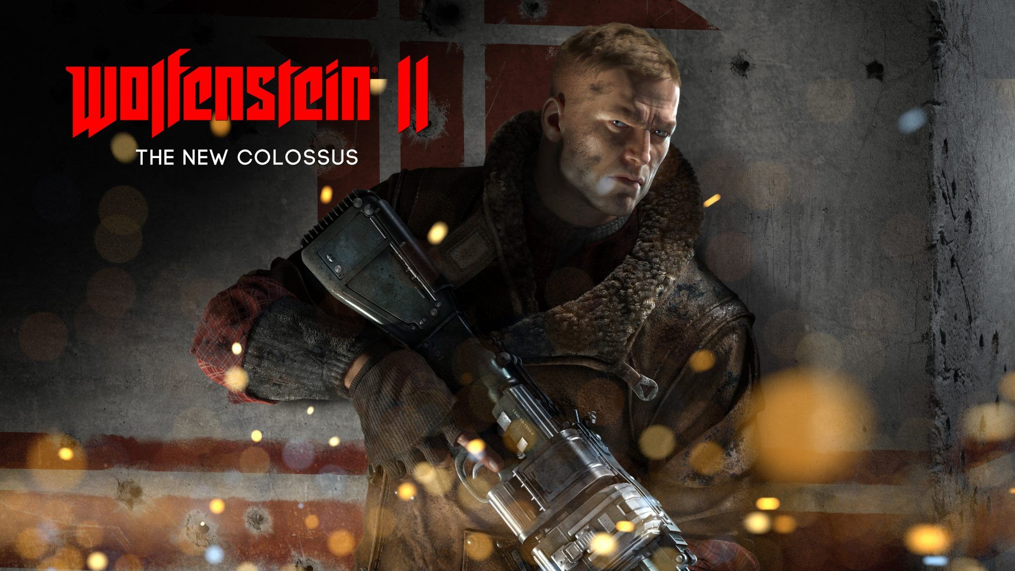 Wolfenstein 2: The New Colossus Hits Nintendo Switch In June