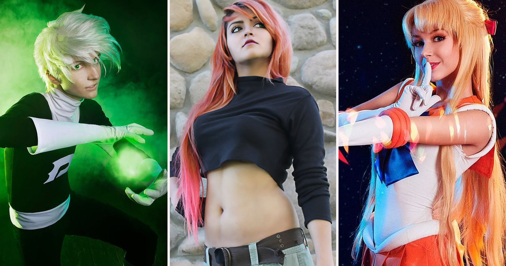25 Kids Cartoon Character Cosplay That Are Better Than The Shows