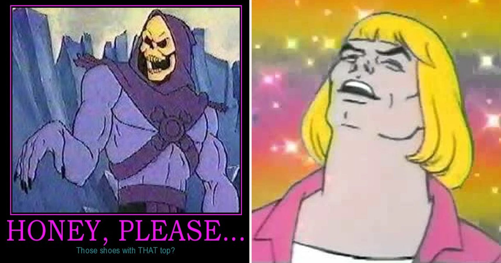 27 Hilarious He Man Memes Only True Fans Will Understand Check out our skeletor meme selection for the very best in unique or custom, handmade pieces from our shops. hilarious he man memes only true fans