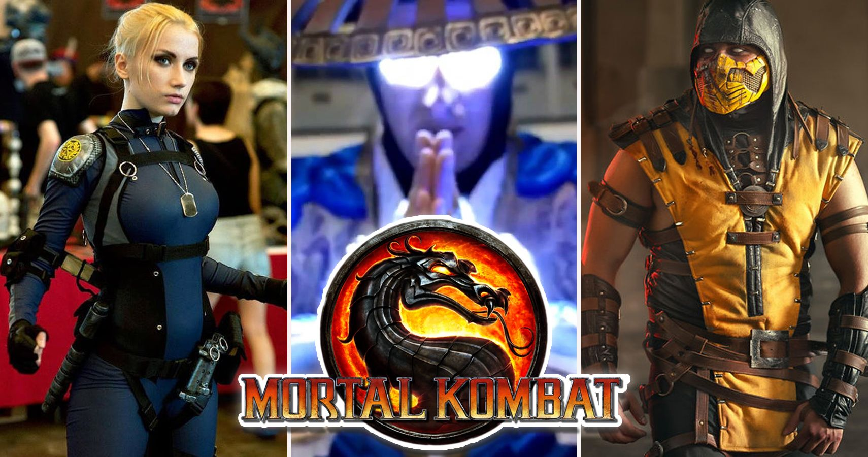 29 Mortal Kombat Characters That Are Impossible To Cosplay