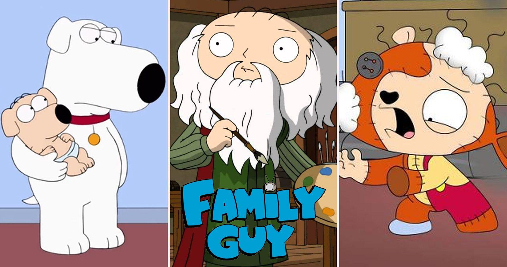 Family Guy Lois Spanks Stewie