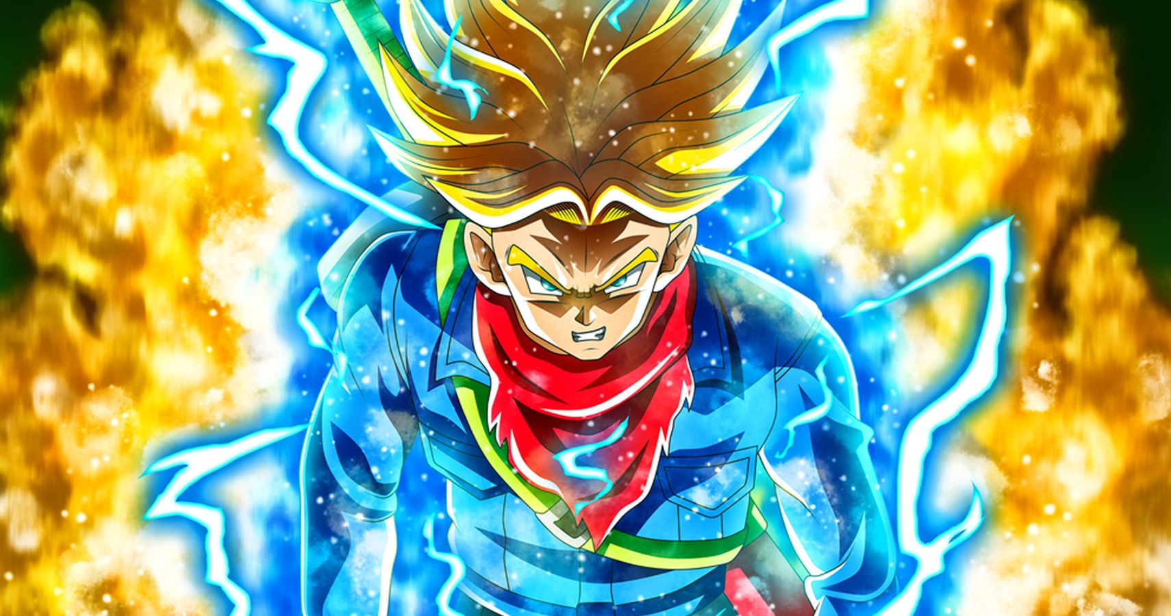 super saiyan rage 25 powerful secrets about trunk s new transformation