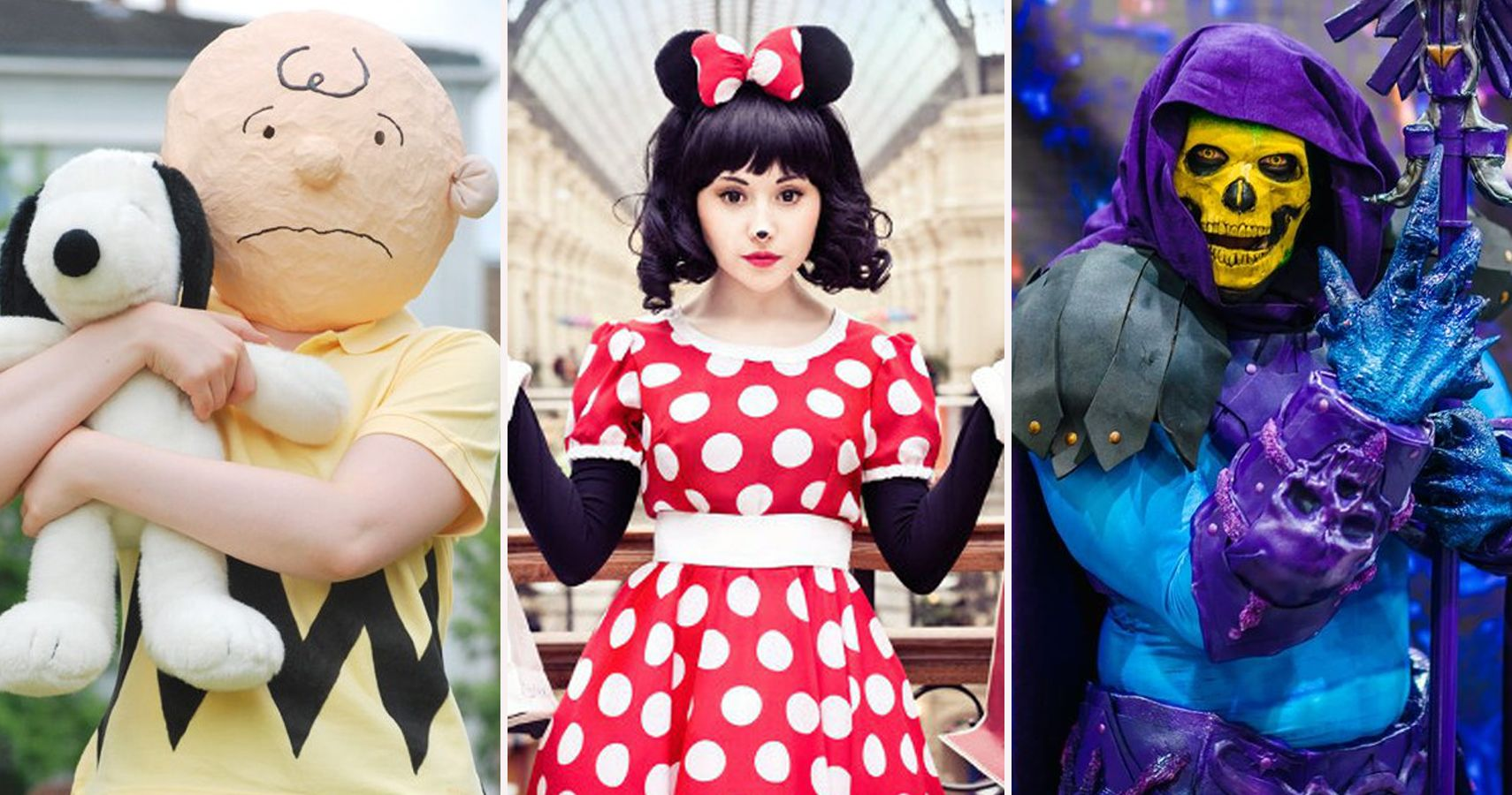 30 Classic Cartoon Characters Impossible To Cosplay (But ...