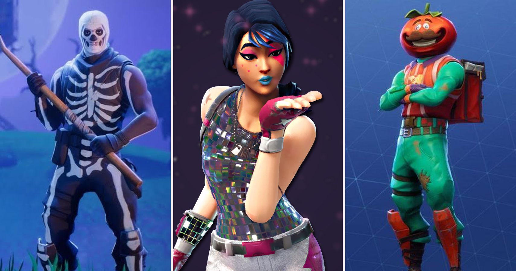 Fortnite 15 Skins That Make Characters Look Like Bosses