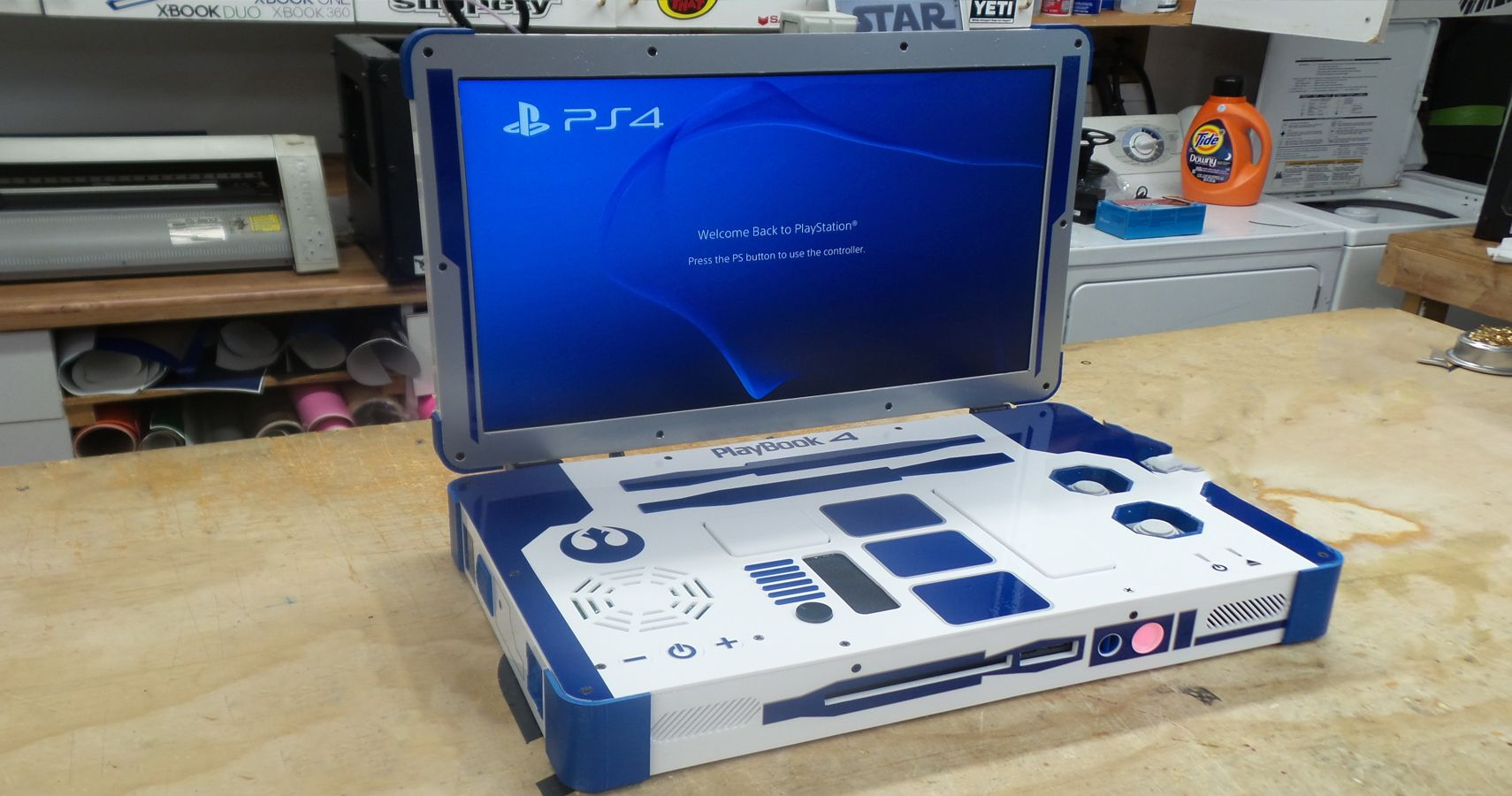 Work Of Art: 14 Lame Custom PS4 Consoles (And 13 That Are Dope)