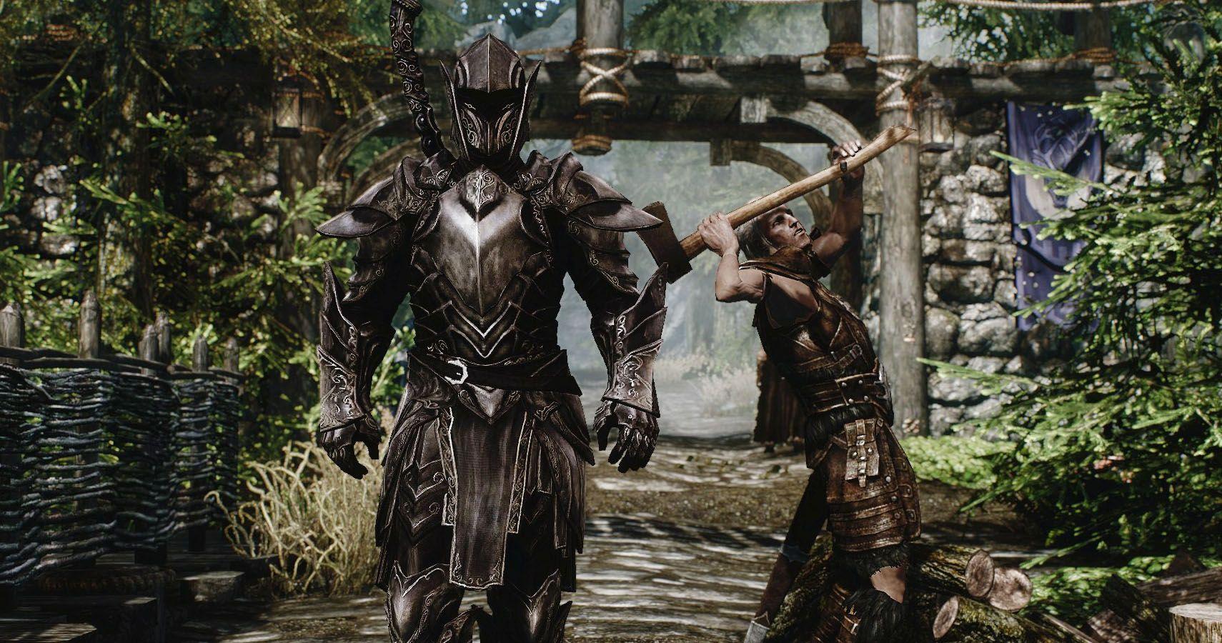 25 Hidden Quests Fans Missed In Skyrim | TheGamer