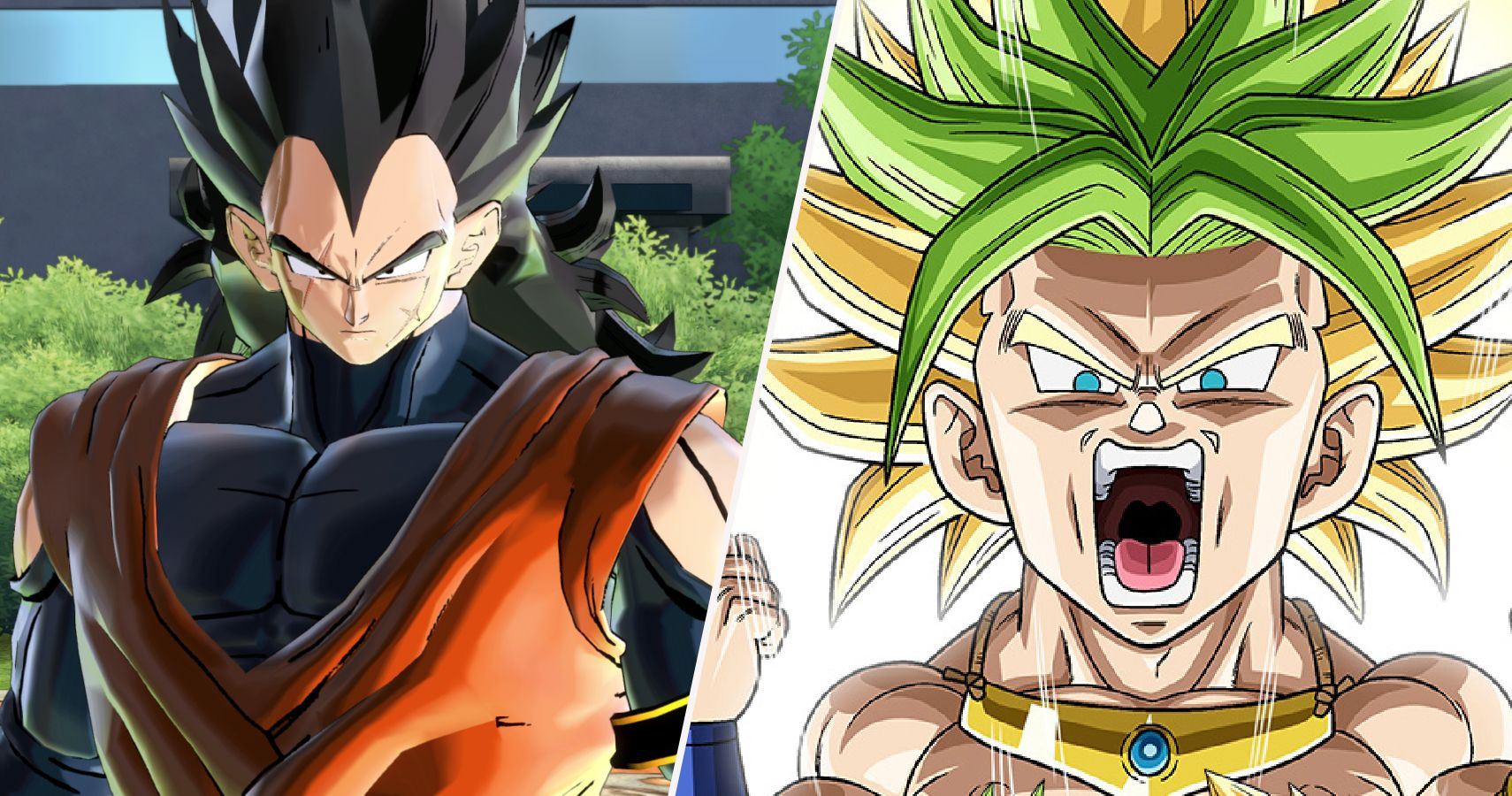 Dragon Ball Z: The 25 Craziest Fusions From The Video Games