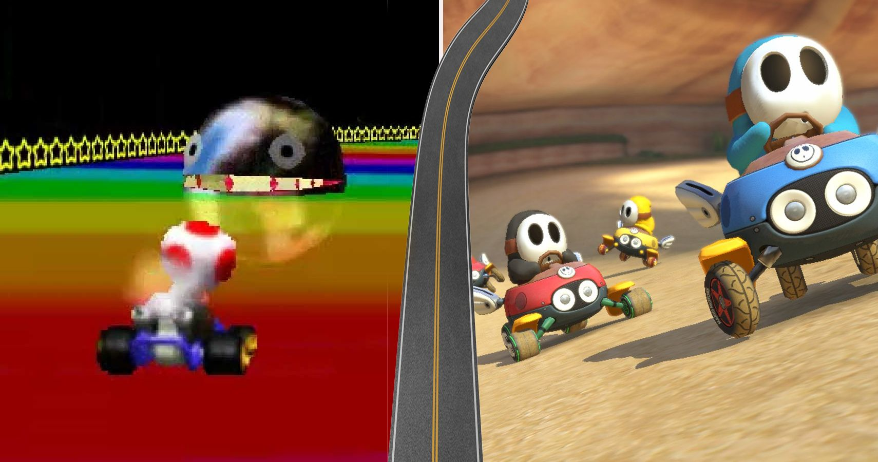 The 15 Most Useful Mario Kart Shortcuts And 15 Hidden Ones No One Finds