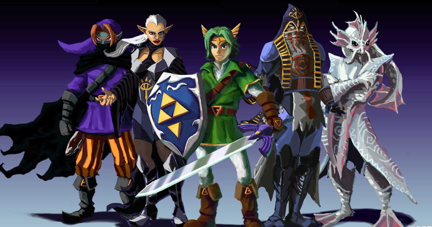 The Legend Of Zelda: 25 Amazing Things Deleted From Ocarina Of Time