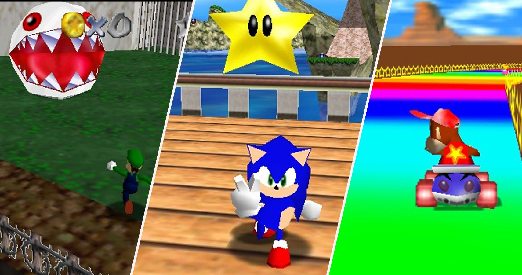 25 Nintendo 64 Hacks And Deleted Things That Old School Fans Needs